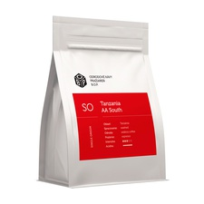 Tanzania AA SOUTH - Single origin