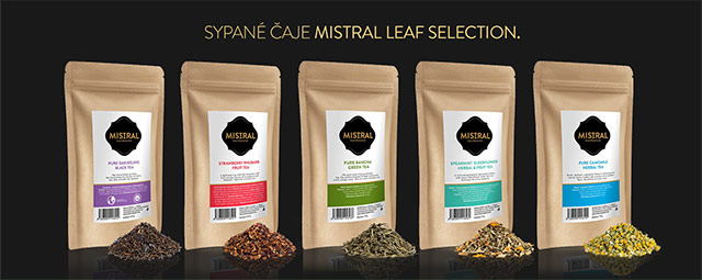 Mistral Leaf Selection banner