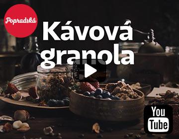 2ecae622dbc0 video - Popradské chuťovky - granola